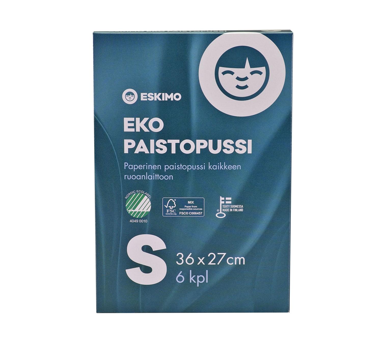 Eskimo Eko paistopussit
