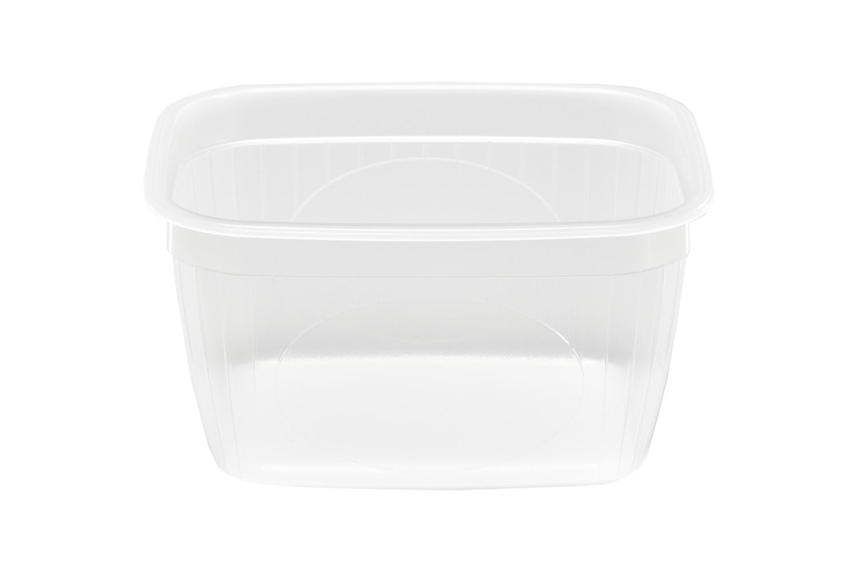 Mikron/pakastuksen kestävät muovirasiat