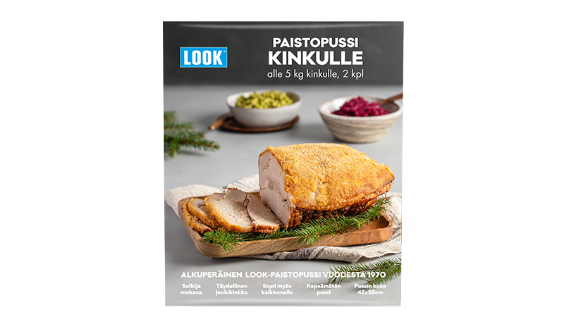 Look-paistopussit