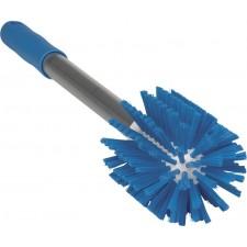 Putkiharja 90 mm sininen