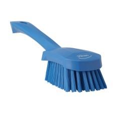 Pesuharja, lyhyt varsi, sininen