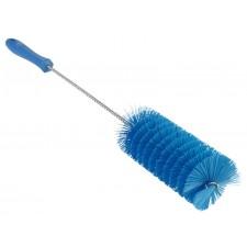 Putkiharja 60 mm sininen