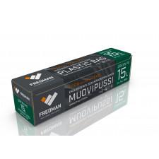 FREDMAN GREEN PE -MUOVIPUSSI 1/1 GN, 15 L