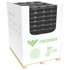 Fredman foliovuoka myymälälava