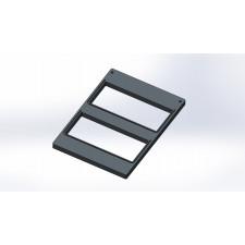 Comple® TP11 rasiatasku HS -78mm kolmioleipäkotelolle