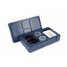 Comple® lämpölaatikko 5 sininen