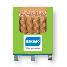 Eskimo suodatinpussi  myymälälava