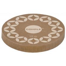 Comple® kartonkinen pikarin kansi (yhteensopiva 1,6dl ja 2,3dl pikareiden kanssa)