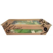 Fredman ikkunallinen salaattirasia, käsinsulj.