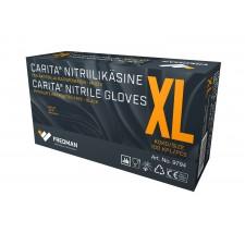 Carita nitriilikäsine, musta koko XL
