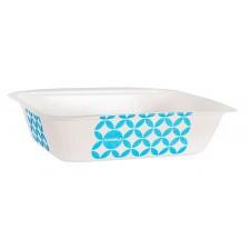 Comple® kartonkivuoka PET-pinnoitteella, 7,5 dl sininen